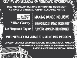 YOU CAN to Host Masterclasses for Professionals