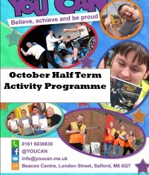 October Half Term Activities!!