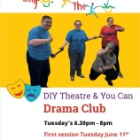 We are very excited to announce the launch of  new Drama Club!